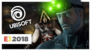 E3 2018: What To Expect From Ubisoft