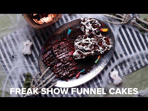 Freak Show Funnel Cakes
