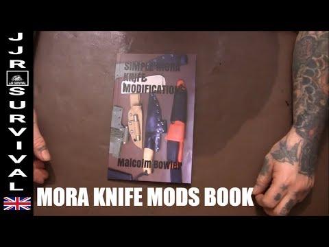 simple mora knife mods book