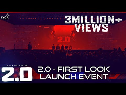2-0---First-Look-Launch-Event---Rajinikanth--Akshay-Kumar---Shankar---A-R--Rahman