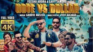 Note Vs Dollar – Gavy Sandhu – Yeeshu Arora