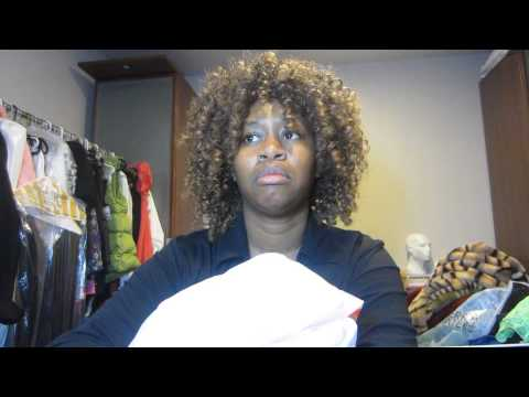 I am NOT at a Hoarder... well GloZell