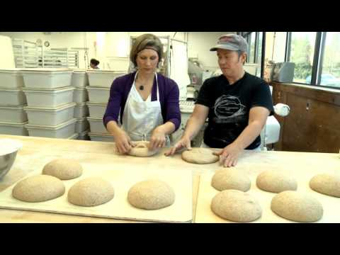WaGrown Bread S1E9: Rustic Whole Grain Bread at Grand Central Bakery
