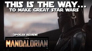 It just keeps getting better (The Mandalorian Chapter Three Review)