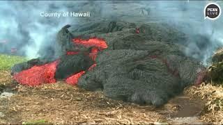 Hawaiian volcano: Large explosions imminent