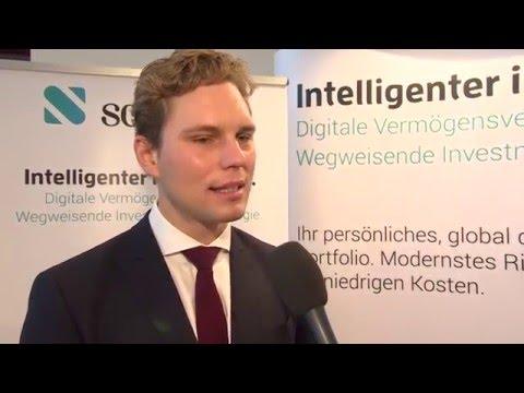 Vermögensverwalter vorgestellt: Scalable Capital präsentiert sich auf Börsentag Dresden