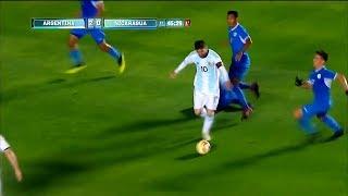 Lionel Messi vs Nicaragua | 2019 HD 1080i