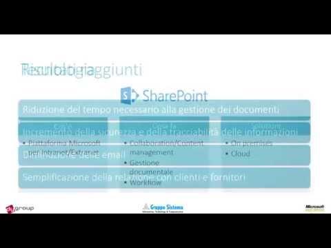Gruppo Sistema - Soluzioni per le aziende che lavorano su commessa - II° Webinar