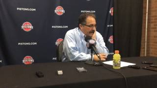 SVG reacts to Pistons' 120-113 overtime win over Portland