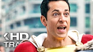 SHAZAM Trailer German Deutsch (2 HD