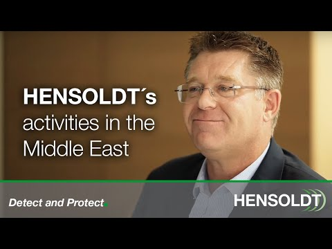 HENSOLDT in the Middle East
