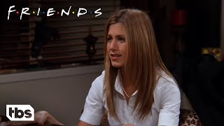 Friends: Rachel Has A Ralph Lauren Interview (Season 5 Clip)   TBS