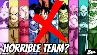 The Best Universe 7 Team?