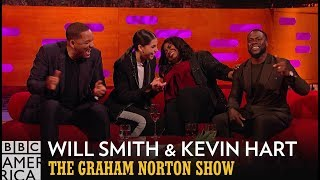 Will Smith Is Not Inclined To Enjoy Your Funky Ass | The Graham Norton Show | BBC America
