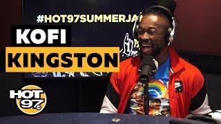 Kofi Kingston On First Jamaican Gimmick, Possible WWE Championship Run, & Wrestlemania