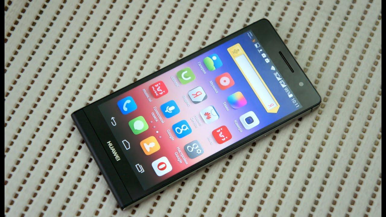 4b264c4f8ac81 Обзор Huawei Ascend P6s: тонкий металлический смартфон с двумя SIM-картами.  Просмотры : 54.749 от : Alexanpob.