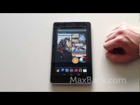 Nexus 7 FULL Hands-On Tablet Tech Review
