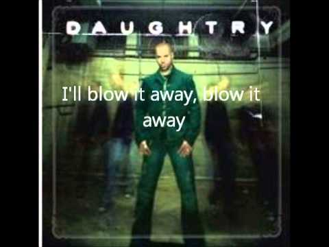 It's Not Over by Daughtry(w/lyrics)