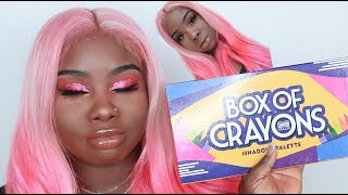 ♡ Is it WORTH IT? BOX OF CRAYONS  Unboxing & Tutorial !