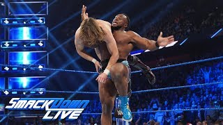 The New Day vs. Daniel Bryan & Rowan - Gauntlet Match Part 5: SmackDown LIVE, March 26, 2019