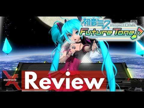 Hatsune Miku Project Diva Future Tone Review l Expansive