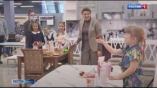 В Омске прошёл необычный конкурс для творческих детей