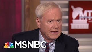 Chris Matthews On The Life And Legacy Of Bobby Kennedy | MTP Daily | MSNBC