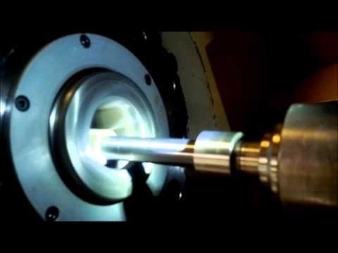Machine Tool Spindle Taper Grind