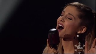 Ariana Grande Live Performance at AMA 2013