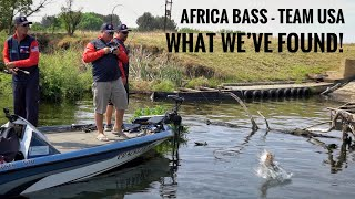We Found them in AFRICA! - Team USA BASS