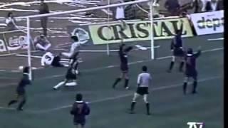 U  DE CHILE 3x1 Colo Colo  2° Fecha, T  Nacional 1994
