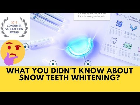 Unbiased Snow Teeth Whitening Review – Could It Be A Scam?