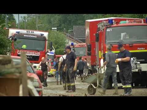 Isar TV: Spendenübergabe Hochwasseropfer Landkreis Rottal-Inn