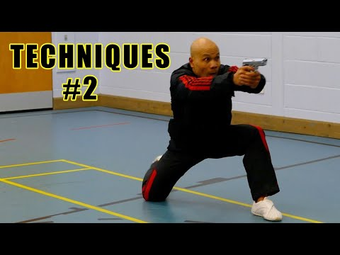 Basic Footwork | wing chun techniques #2 | Master Wong