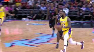 LeBron James Highlights vs. Heat (11/18/18)