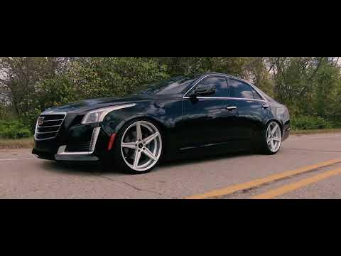 Cammino on Cadillac CTS