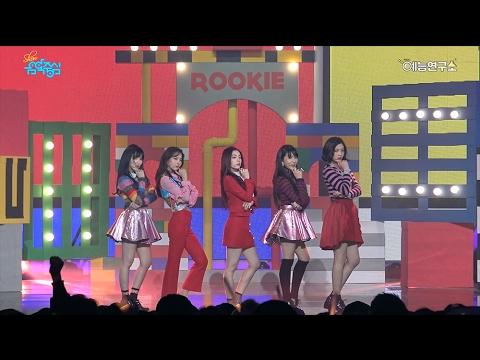 [예능연구소 직캠] 레드벨벳 루키 @쇼!음악중심_20170204 Rookie Red Velvet in 4K