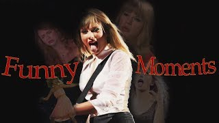 Taylor Swift Funny Moments (Part 3)