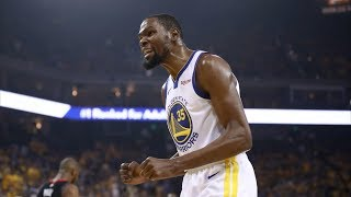 Kevin Durant Questionable Game 5 NBA Finals 2019!