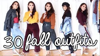30 OUTFITS You NEED To Wear This FALL !!