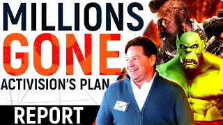 Activision-Blizzard LOSES MILLIONS Of Players, DOUBLE DOWN On NEW Plan | MASSIVE Blizz Lineup
