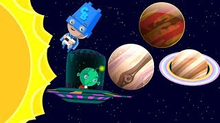 Solar System Song | Preschool Learning Videos For Children | Cartoons by ABC Heroes