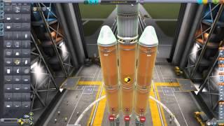 Orion Delta IV Heavy Kerbal space program