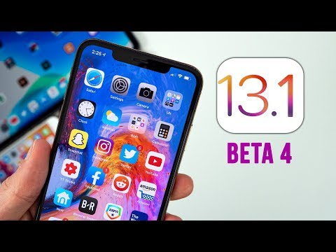 iOS 13.1 Beta 4 Released - What's New?