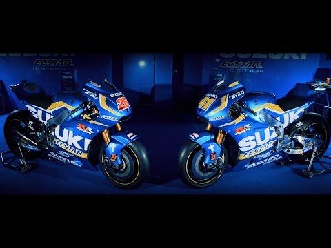 Suzuki launch 2016 MotoGP? Campaign