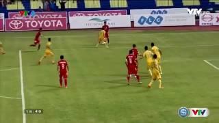 FLC THANH HÓA 2-2 Becamex BÌNH DƯƠNG | HIGHLIGHTS ( Vòng 17 V.League )