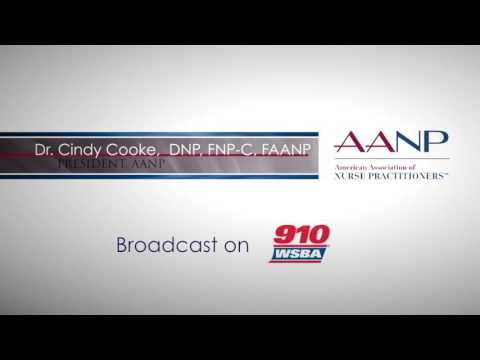 AANP President Dr. Cindy Cooke on WSBA