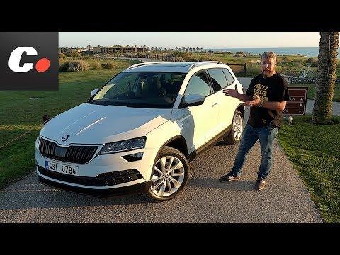 Skoda Karoq 2017 SUV | Primera Prueba / Test / Review en español | coches.net