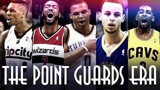 NBA Mix - The Point Guards Era ᴴᴰ