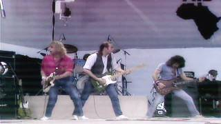 Live Aid #1 Complete Feature - Royal Into & Status Quo